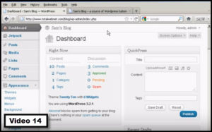 how to customise wordpress theme