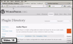 how to insert an audio file