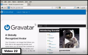 how to use gravatar images