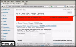 how to manage SEO plugin